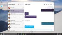 Skype estará totalmente integrado en Windows 10, no será una aplicación independiente