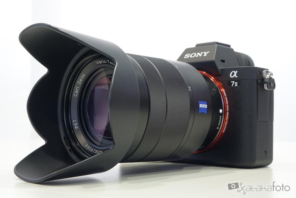 Foto de Sony A7 II (2/8)