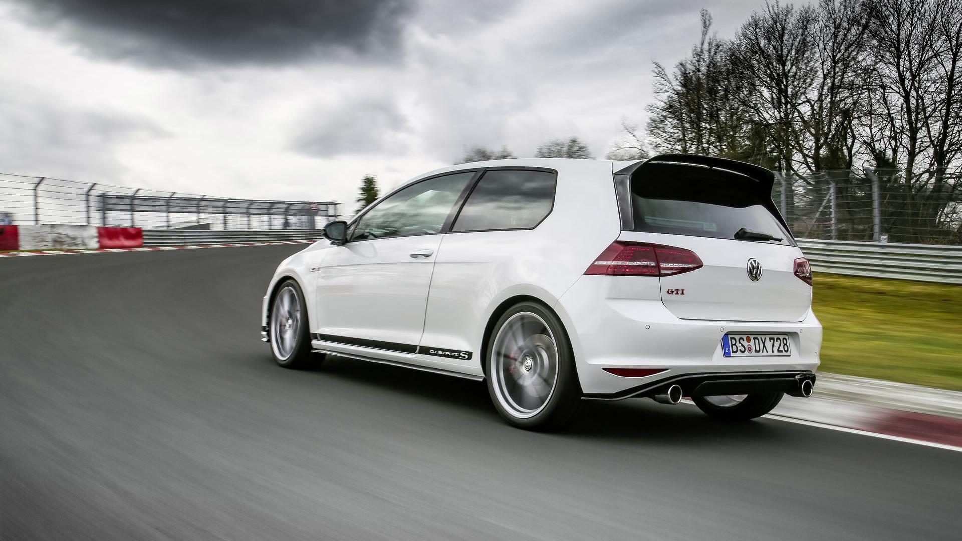 Foto de Volkswagen Golf GTI Clubsport S (20/36)