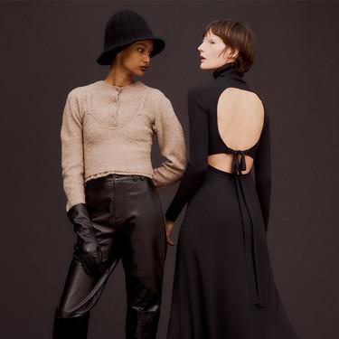 Zara tiene el secreto para sumar capas con estilo, y lo comparte con nosotras en su nuevo editorial