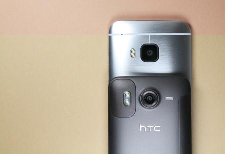 HTC One M9 análisis cámara