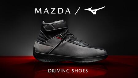 Mazda y Mizuno desarrollan unos tenis que prometen mayor comodidad y la mejor experiencia al conducir