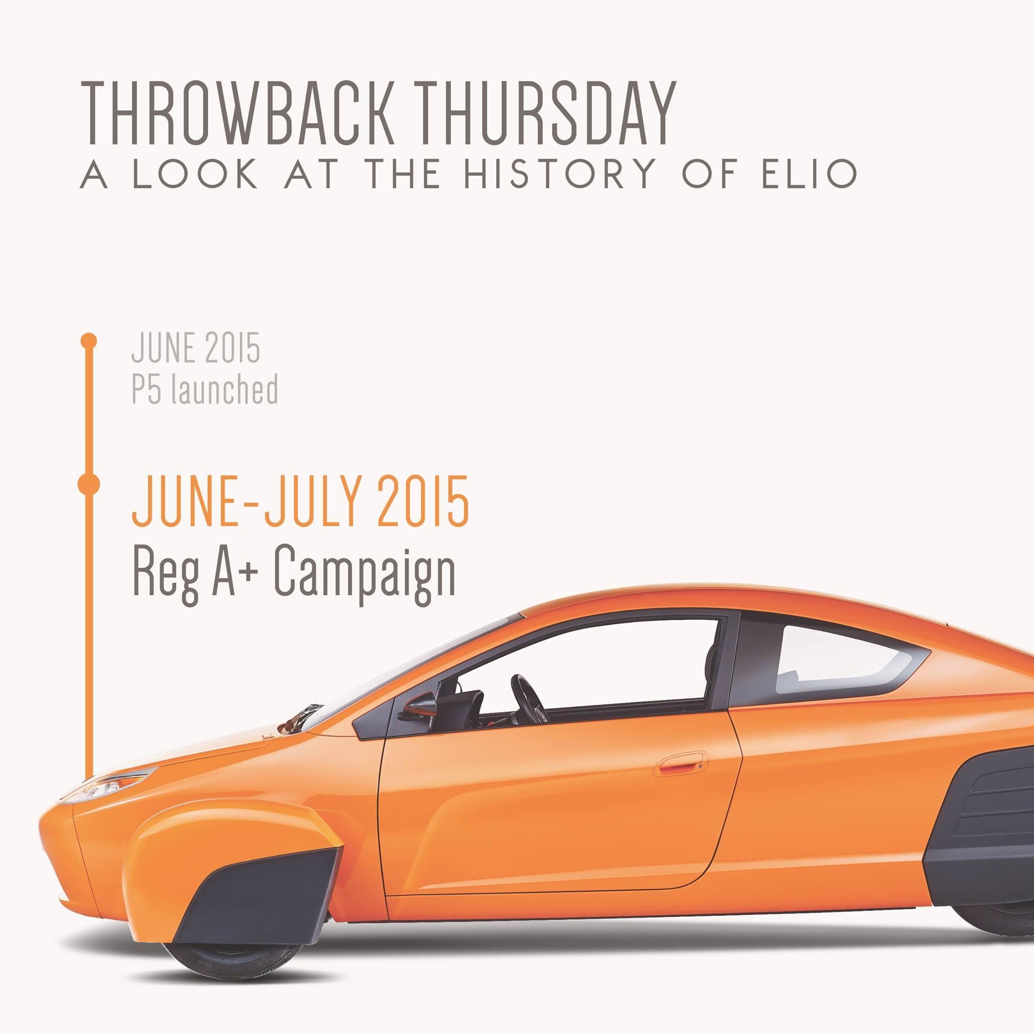 Foto de Elio Motors (7/11)