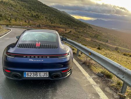 Porsche 911 Manual Prueba 7