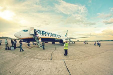 Ryanair Aeropuerto