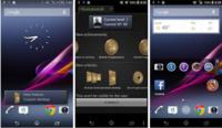 Sony prepara su nuevo lanzador Open Source, Evolution UI