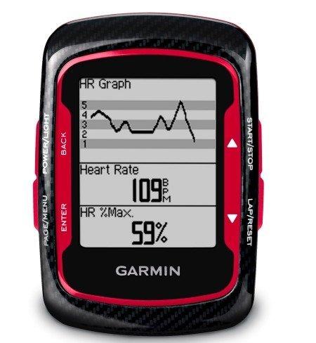 El Garmin Edge 500 estrena diseño y cuerpo de carbono