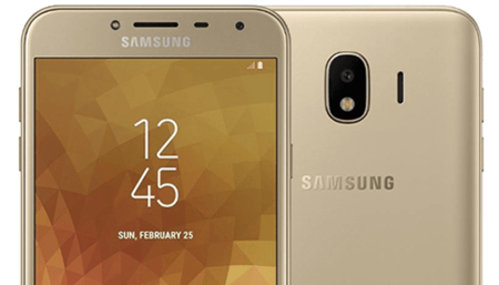 Samsung Galaxy J4 2018, el futuro móvil económico lo deja todo al descubierto antes de tiempo