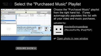 Consejo: Haz copia de seguridad de tus compras en iTunes