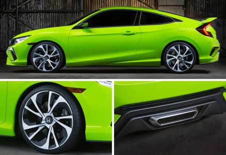 Honda Civic Concept 3