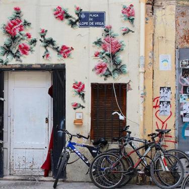 Una artista de Madrid ha creado la arquicostura... y el resultado nos ha dejado sin palabras