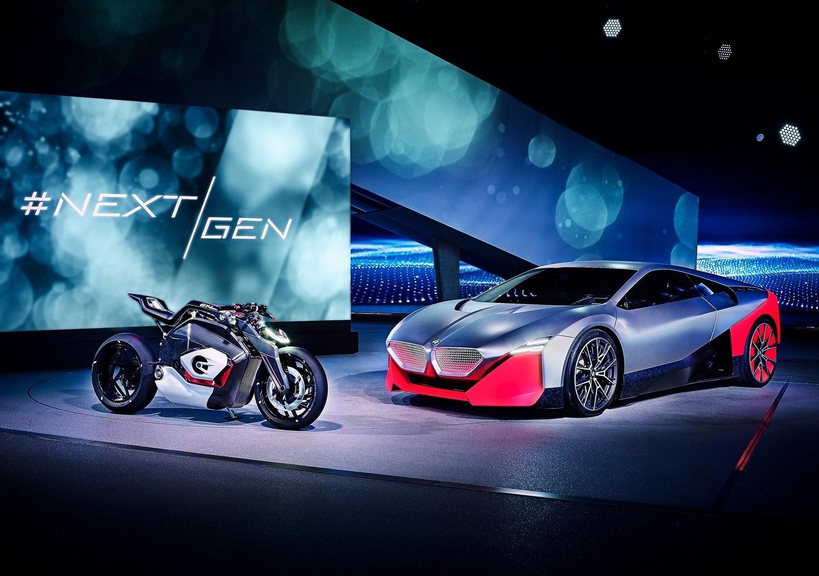 Foto de BMW Vision M Next Concept (18/25)