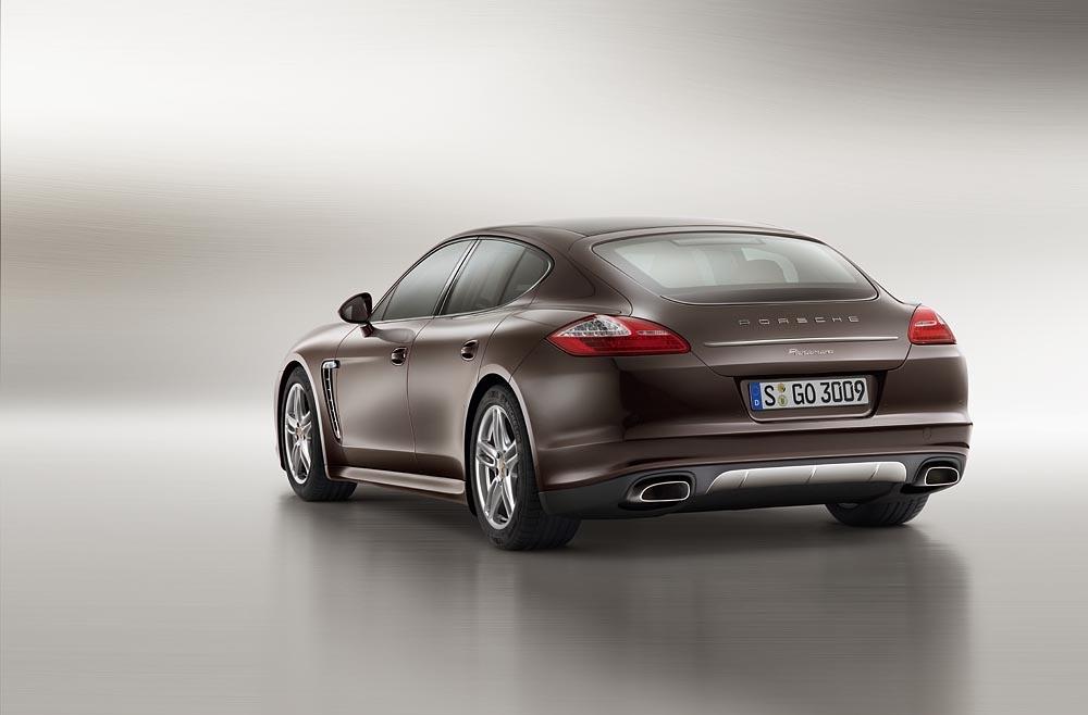 Foto de Porsche Panamera Platinum Edition (1/5)