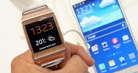 Galaxy Gear deja Android para ir con Tizen
