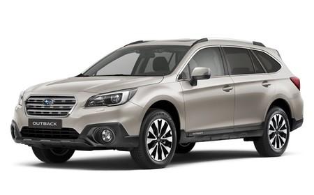 Subaru Eyesight llega a Europa con el nuevo Subaru Outback 2015