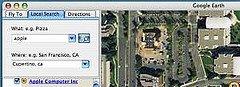 Google Earth no oficial para Mac OS X