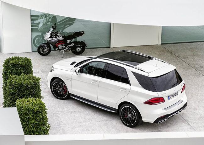 Mercedes benz gle 2016 5 13 for Mercedes benz com mx mexico