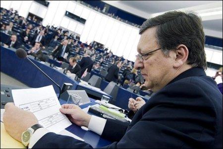 El Parlamento Europeo debate con Barroso sobre WikiLeaks