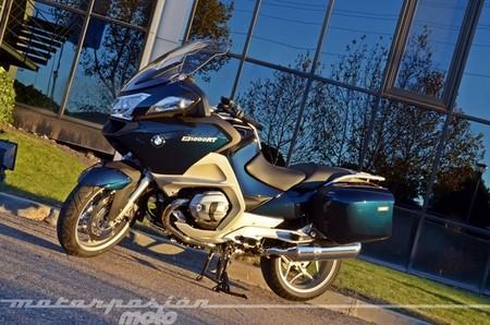 BMW R 1200 RT, prueba (conducción en autopista y pasajero)