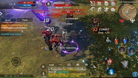 Lineage 2 Revolution Analisis Un Mmorpg Adaptado A La Perfeccion
