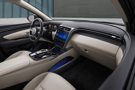 Hyundai Tucson 2022 México 7