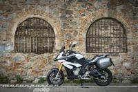 BMW S 1000 XR, prueba (características y curiosidades)