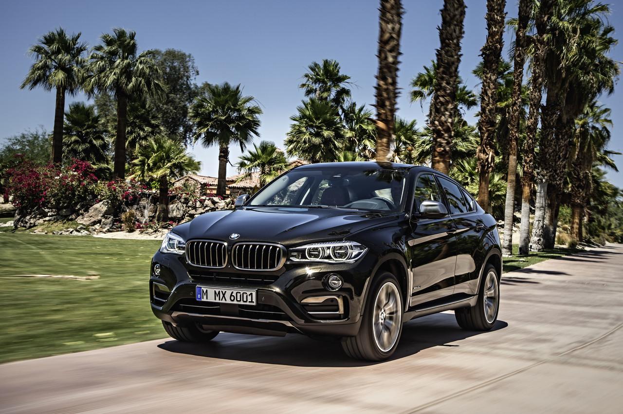 Foto de BMW X6 2014 (56/96)