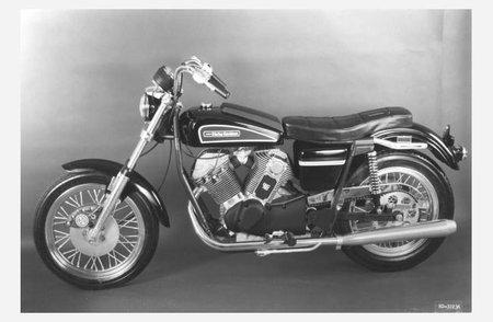 Harley Davidson OHC 1975