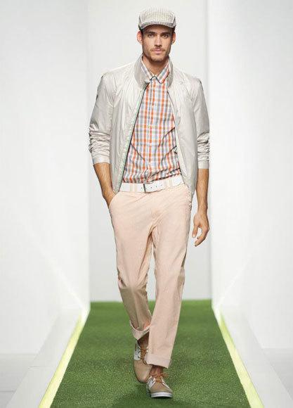 Juega al golf sin descuidar tu estilo con la colección Primavera-Verano 2012 de Boss Green