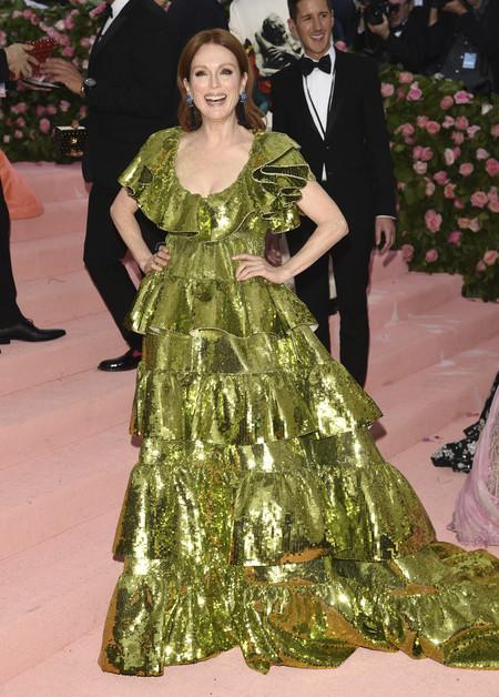 Julianne Moore gala met 2019