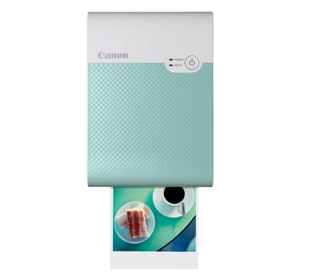 Selphy Square Qx10 Mint Green Top