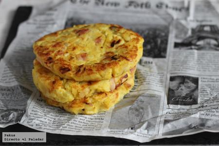 tortitas-bacon-puerro-patata