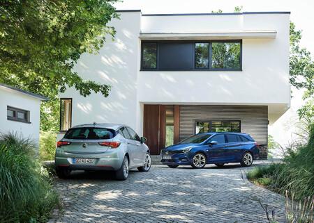 Opel Astra compacto y familiar