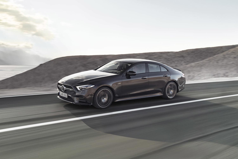 Foto de Mercedes-AMG CLS 53 4Matic+ (6/20)