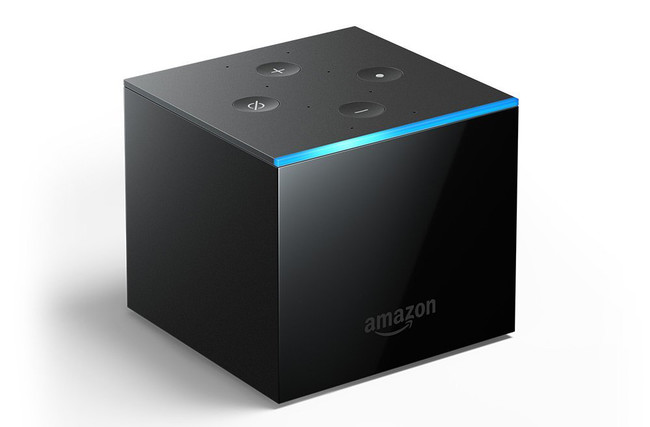 Amazon Fire TV Cube es el nuevo dispositivo de Amazon para hacer que Alexa tenga más control en nuestro salón