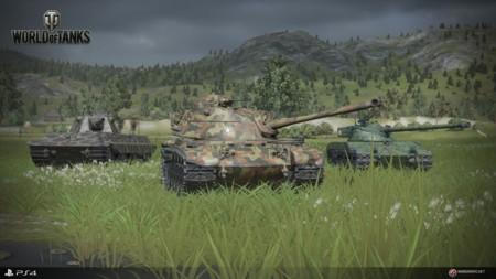 ¡Alístense para la batalla! La beta abierta de World of Tanks para PS4 comienza en la primera semana de diciembre