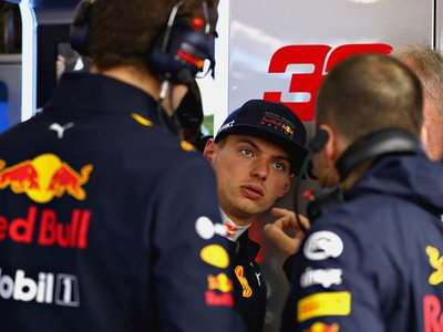 Max Verstappen se hace un Marc Márquez. La agresividad de los jóvenes, en entredicho