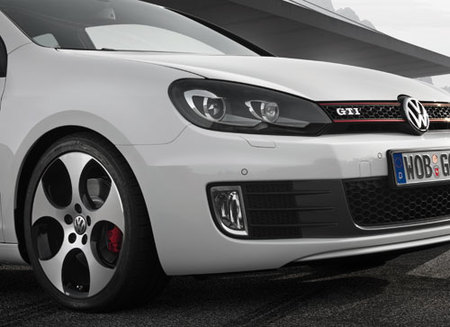 Volkswagen Golf GTi BlueMotion, posible llegada en 2011