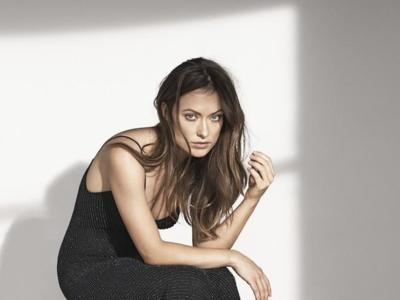 Olivia Wilde, el mejor rostro para representar la colección Conscious Exclusive de H&M