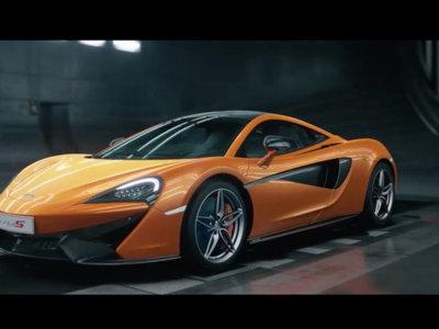 McLaren 570S, ahora en video