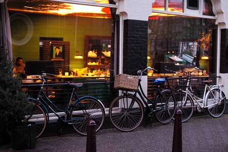 Winter Street Warm Interior Restaurant Bicycle 361125 Pxhere Com