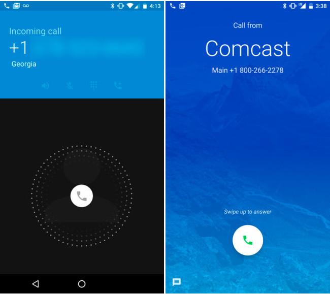 Google Phone 5.1