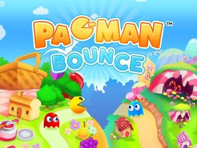 PAC-MAN Bounce llega a Android, el mejor rompecabezas protagonizado por la mascota de Bandai Namco