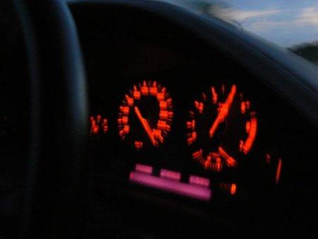 Conducción con velocidad excesiva