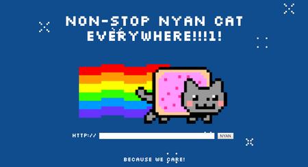 Nyan Nyan Nyan Nyan