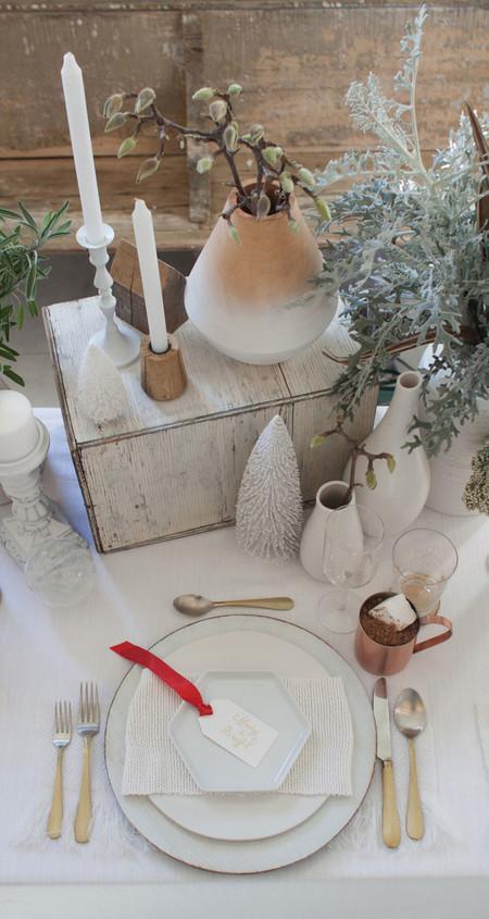 Mesa Navidad Nordica 7