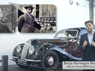 Estos cuatro minutos de vídeo resumen 100 años de historia de BMW