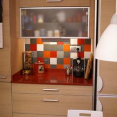 Foto 3 de 3 de la galería ensenanos-tu-casa-la-cocina-de-montse-y-santi en Decoesfera