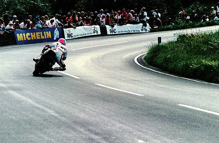 Steve Hislop 1992