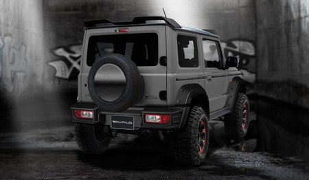 Suzuki Jimny Black Bison Edition 2